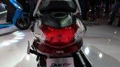 Hero Duet 125 tail light at 2018 Auto Expo