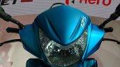 Hero Maestro Edge 125 headlamp at 2018 Auto Expo