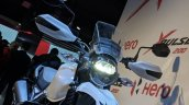 Hero XPulse 200 headlamp at 2018 Auto Expo