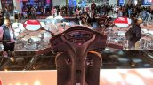 Honda Activa 5G apron at 2018 Auto Expo