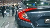 Honda Civic tail lamp at Auto Expo 2018