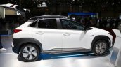 Hyundai Kona Electric profile at 2018 Geneva Motor Show
