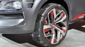 Hyundai Kona at Auto Expo 2018 alloy