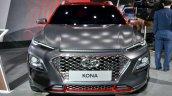 Hyundai Kona at Auto Expo 2018 front