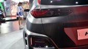 Hyundai Kona at Auto Expo 2018 tail light