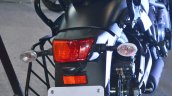 Kawasaki Vulcan S tail light at 2018 Auto Expo