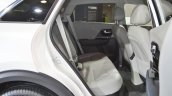 Kia Niro plug-in hybrid rear seats at Auto Expo 2018