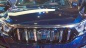 Mahindra Rexton radiator grille at Auto Expo 2018