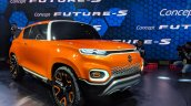 Maruti Future S Concept front three quarters