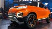 Maruti Future S Concept front three quarters left side