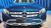 Mercedes E-Class All-Terrain front at Auto Expo 2018