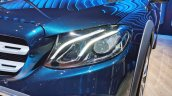 Mercedes E-Class All-Terrain headlamp at Auto Expo 2018