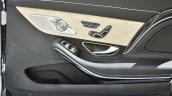 Mercedes-Maybach S 650 Saloon door panel at Auto Expo 2018