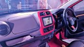 Renault Kwid Ironman Edition dashboard