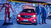 Renault Kwid Ironman Edition