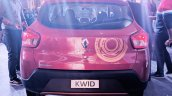 Renault Kwid Ironman rear