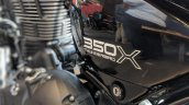 Royal Enfield Thunderbird 350X logo India launch