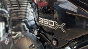 Royal Enfield Thunderbird 350X logo India launch