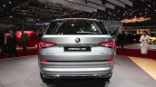 Skoda Kodiaq Laurin & Klement rear at 2018 Geneva Motor Show