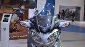 Suzuki Burgman 650 headlamps at 2018 Auto Expo