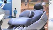 Suzuki Burgman 650 seats at 2018 Auto Expo