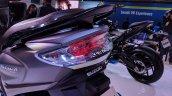 Suzuki Burgman Street tail light at 2018 Auto Expo