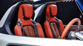 Suzuki e-Survivor concept seats