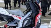 TVS Creon Concept apron inside shot at 2018 Auto Expo