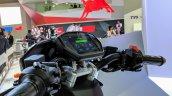 TVS Creon Concept instrumentation at 2018 Auto Expo
