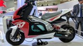 TVS Creon Concept left side at 2018 Auto Expo