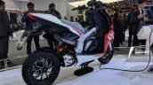 TVS Creon Concept rear right quarter at 2018 Auto Expo