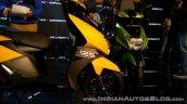 TVS Ntorq 125 India launch yellow apron