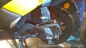 TVS Ntorq 125 India launch yellow cvt