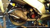TVS Ntorq 125 India launch yellow exhaust