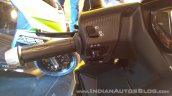 TVS Ntorq 125 India launch yellow left switchgear