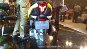 TVS Ntorq 125 India launch yellow rear