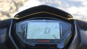 TVS Ntorq 125 cluster sport mode first ride review