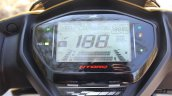 TVS Ntorq 125 instrument cluster first ride review