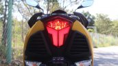 TVS Ntorq 125 tail light first ride review