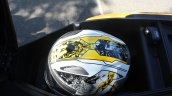 TVS Ntorq 125 under seat helmet first ride review