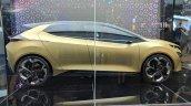 Tata 45X concept profile at Auto Expo 2018