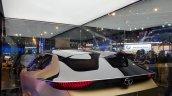 Tata 45X concept rear spoiler at Auto Expo 2018