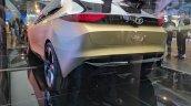 Tata 45X concept rear three quarters left side at Auto Expo 2018
