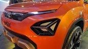 Tata H5X concept front fascia at Auto Expo 2018