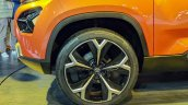 Tata H5X concept wheel at Auto Expo 2018