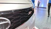 Tata Tiago JTP front grille at Auto Expo 2018