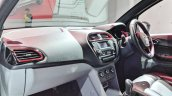 Tata Tiago JTP interior at Auto Expo 2018