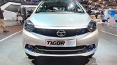 Tata Tigor EV front at Auto Expo 2018