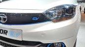 Tata Tigor EV front fascia at Auto Expo 2018