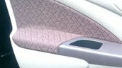 Toyota Platinum Etios Limited Edition door armrest
